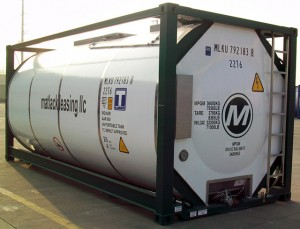 T-11 Tank Container Image at Matlackleasing.com
