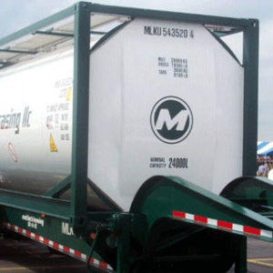 ISO Tank Container Leasing- Matlack Leasing
